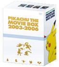 完全限定生�b: アニメ DVD BOX 「��霭妤荪饱氓去猊螗攻咯` PIKACHU THE MOVIE BOX 2003-2006」 (ピカチュウ・ザ・ム�`ビ�` 2003-2006) ZMSS-957