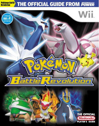 PBR Pokemon Battle Revolution Wii: Player's Guide:  The Official Guide from Nintendo Power'