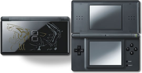 Limited Edition Pokemon Diamond Pearl Nintendo DS Lite